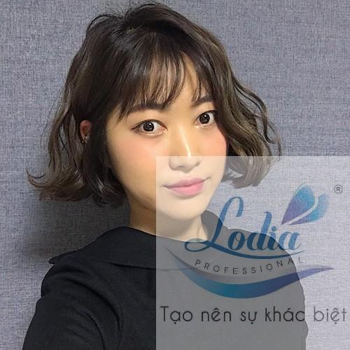 Kiểu tóc uốn xoăn nhẹ cho tóc ngắn 3