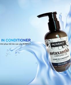 Kem xả khô phục hồi tóc Romacy
